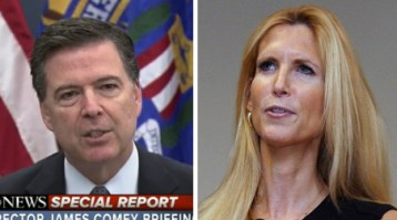Ann Coulter and FBI