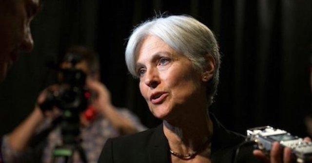 Green Party nominee Jill Stein / Source: Twitter