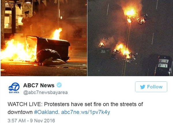 protesters-california-not-my-president