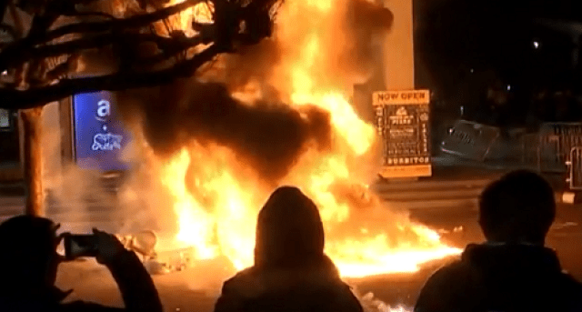 screenshot berkeley riots