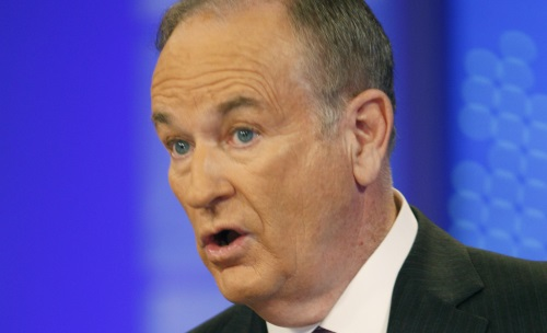 Bill O'Reilly Wants You to Know He's the Real Victim