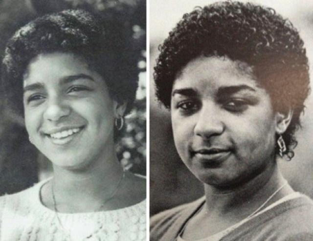 Susan Rice. (Stanford yearbook)