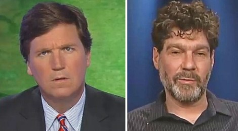 Evergreen State College professor bret weinstein on tucker carlson anti white protest campus craziness