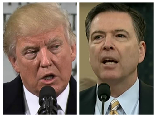 Court: The FBI Must Turn Over Comey's Memos By Next Week