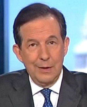 Fox News host Chris Wallace is a registered Democrat
