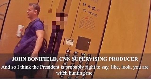 cnn producer John Bonifield says cnn pushes trump russia collusion for ratings american pravda