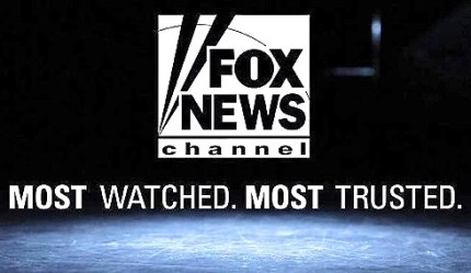 fox news roger ailes new logo slogan fair and balanced most trusted most watched