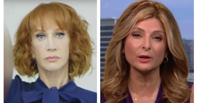 Kathy Griffin Reportedly Questioned by Secret Service for 'Over an Hour'