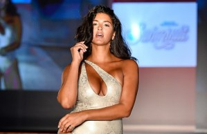 Sports Illustrated's runway debut of sexy swimwear for curvy sizes moves 'real women' to tears