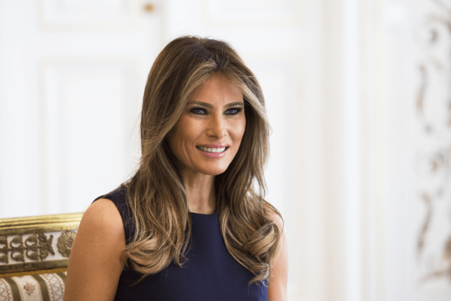 GettyImages - Melania Trump News