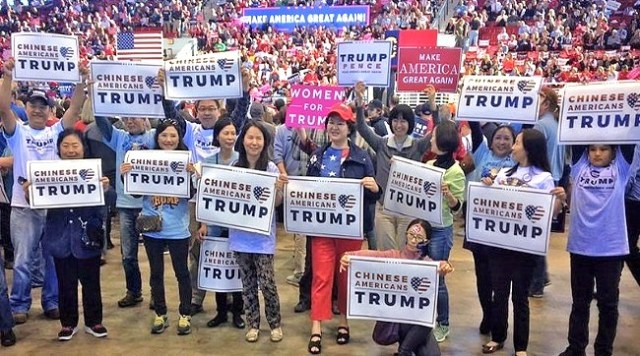 chinese for trump campaign donations