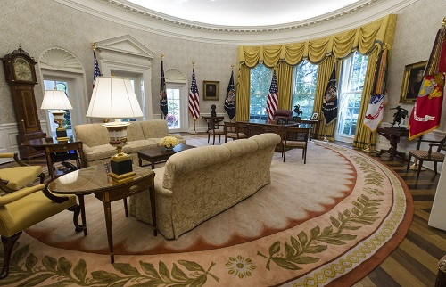 New photos reveal gorgeous completed White House renovations