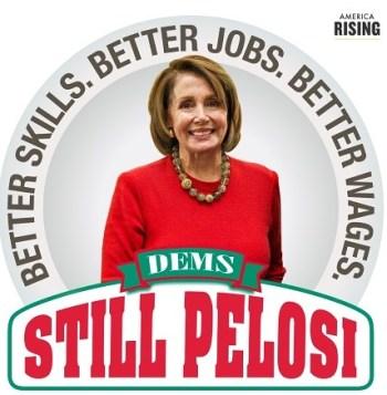 democrats a better deal slogan papa john's