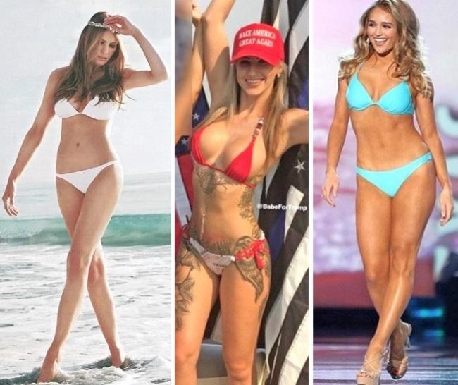 The miss texas bikini erica really