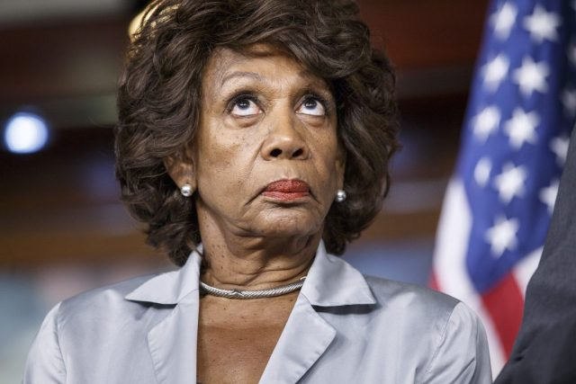 Congresswoman Maxine Waters has called President Trump unstable