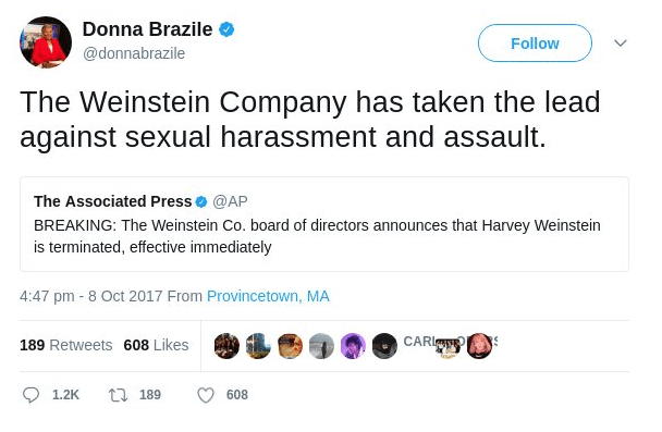 Harvey Weinstein: 'I gotta get help'