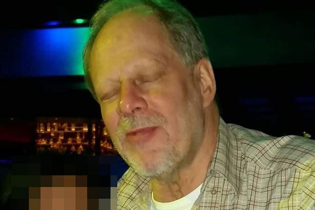 Father of Vegas shooter was a bank robber