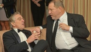 Weinstein buddy Robert De Niro throws F-bomb tantrum, bans Trump from his bench