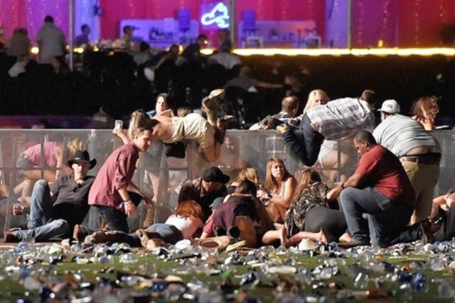 Las Vegas shooting: Suspect's family