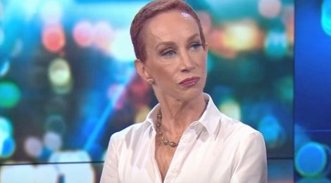 kathy griffin the project trump