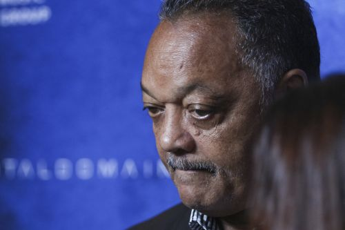 Rev. Jesse Jackson responds to journalist's sexual harassment allegation