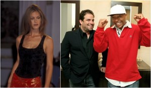 Model claims Russell Simmons raped her in shower while filmmaker Brett Ratner 'sat there and watched'
