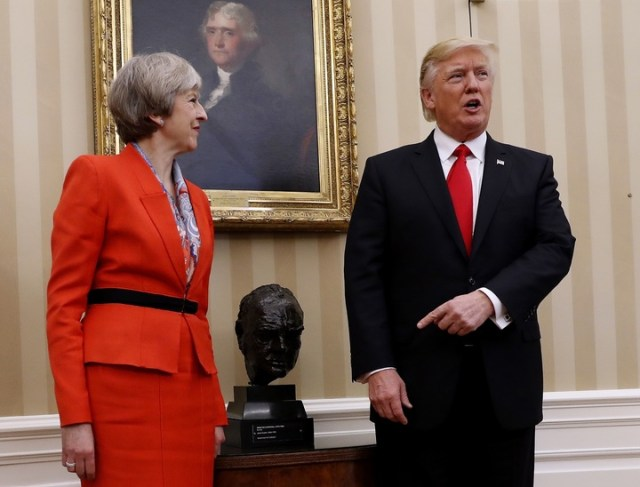 London mayor urges uk prime minister to uninvite president trump here s how that went over - Office of prime minister uk ...