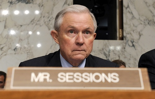 Sessions gives Trump what he wants - a return to 'Crooked Hillary'
