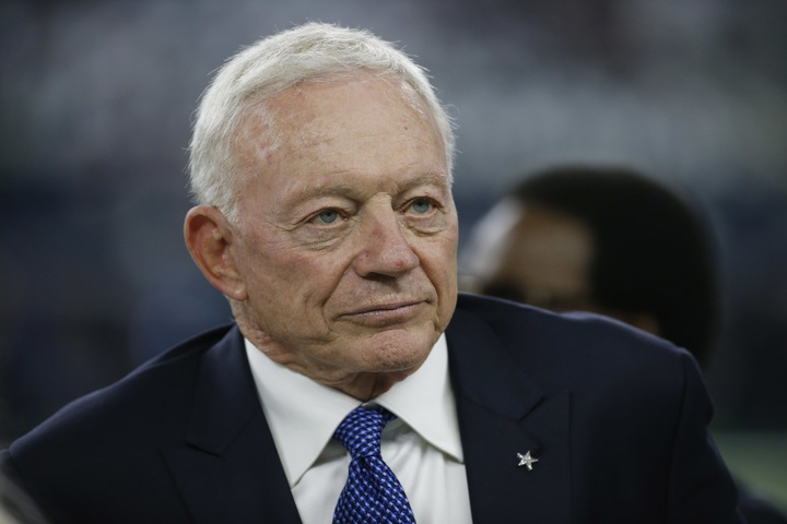 NFL Owners Have Discussed How To Kick Out Jerry Jones""