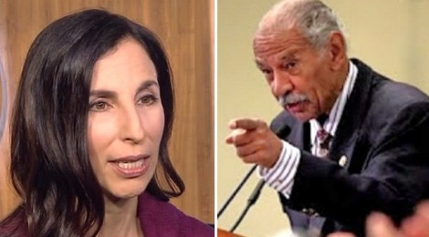 john conyers second accuser melanie sloan stockings