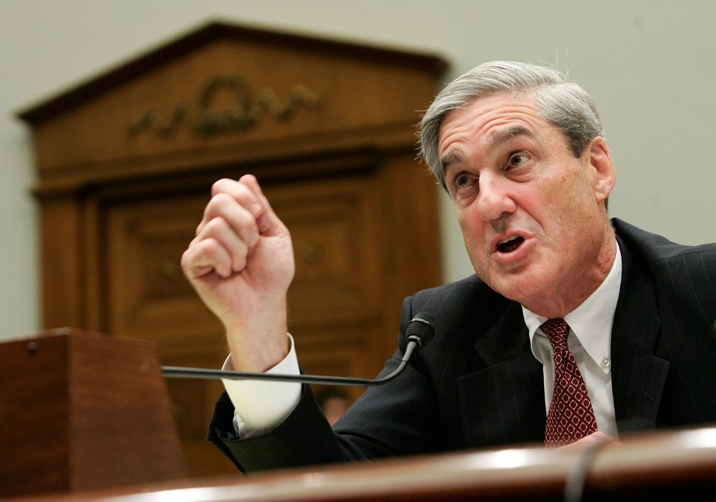Mueller removed top Federal Bureau of Investigation agent over possible anti-Trump texts