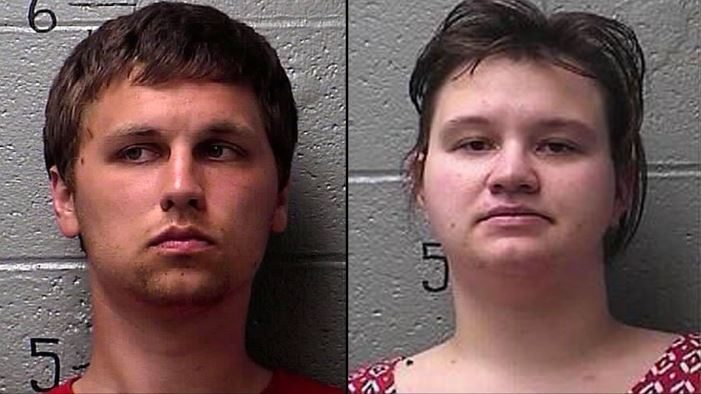 Couple accused of putting infant son in microwave