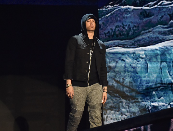 Eminem Speaks Out About Trump: He 'Makes My Blood Boil'