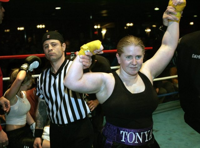 Getty Tonya Harding Boxing