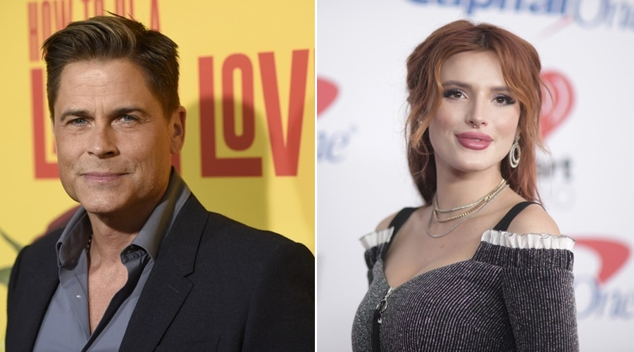 Rob Lowe Slams Bella Thorne For Her 'Inconvenienced' Tweet About California's Mudslides