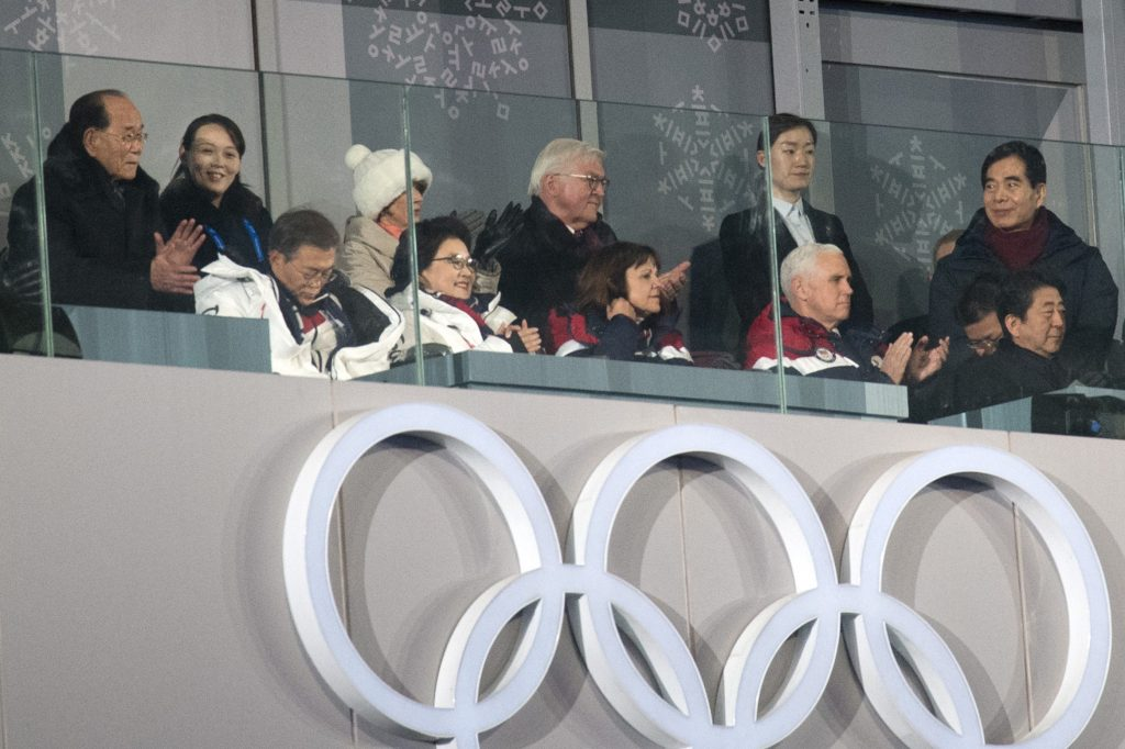 North Korea has 'no intention' to meet USA officials during Olympics