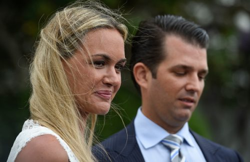 Trump's daughter-in-law opens letter with suspicious substance, ruled not hazardous