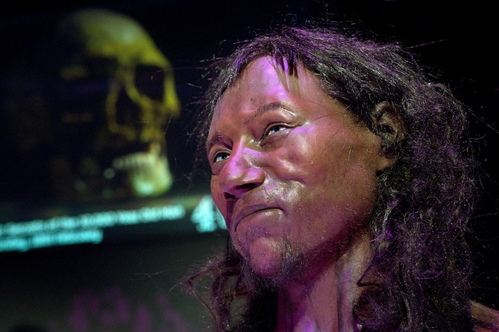 SHOCK FIND: Oldest Brit reconstructed to show what we looked like 10000 years ago