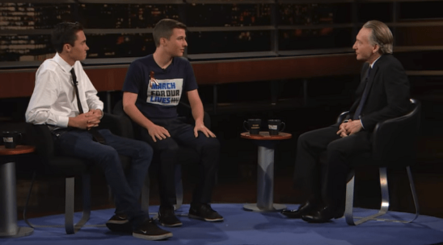 'Real Time's Bill Maher To Parkland Students: