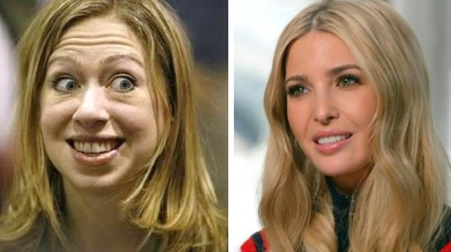 Chelsea Clinton Throws Ivanka Under The Bus