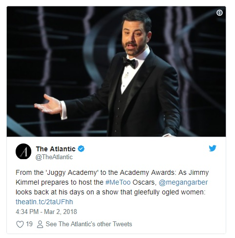 The best Kimmel zingers from the opening monologue