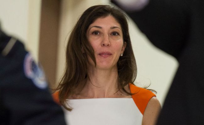 Lisa Page Contradicts Ex Lover Peter Strzok In Her Second