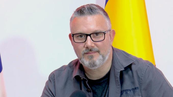 Jurnalistul Adrian Boioglu, manager al Trustului Media CityDigital