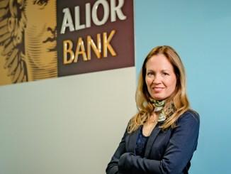 Ana Cernat, Director General al Alior Bank S.A. Varșovia - Sucursala București. FOTO Telekom Romania
