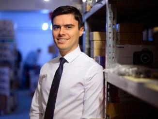Mihai Pătrașcu, CEO evoMAG. FOTO Clear Communications