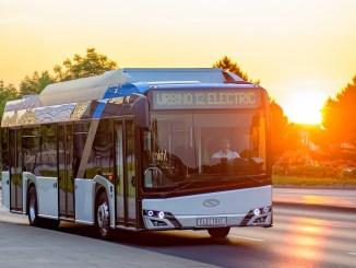 Solaris Urbino 12 Electric. FOTO Total PR