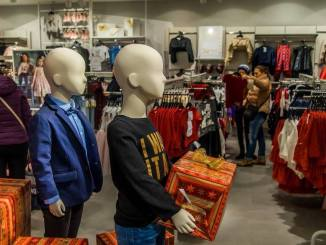 Magazin din Tomis Mall. FOTO Facebook T. M.