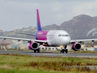 Aeronavă Wizz Air. FOTO cadiju1968