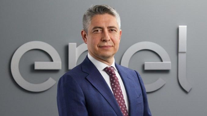 Marius Chiriac, director general - Enel Energie și Enel Energie Muntenia. FOTO Enel