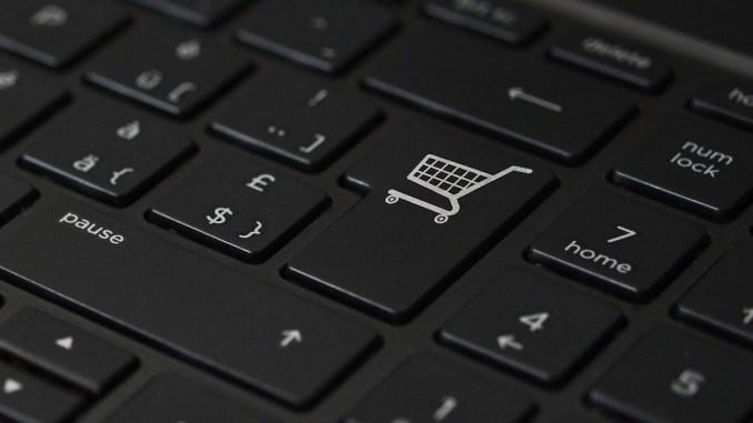 Shopping online. FOTO TheDigitalArtist
